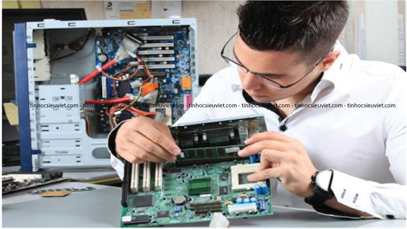 khắc phục mọi sự cố hư hỏng khi sửa máy tính tại nhà quận 5