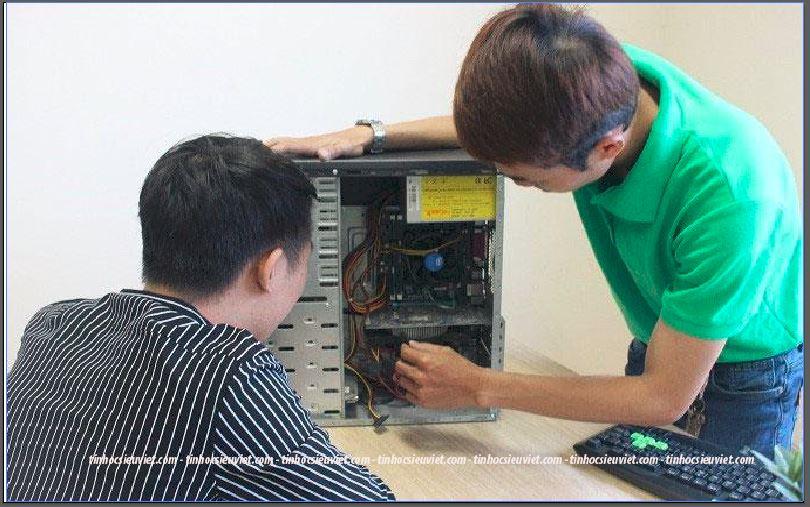 dịch vụ sửa chữa máy tính nhanh chóng tại quận 4