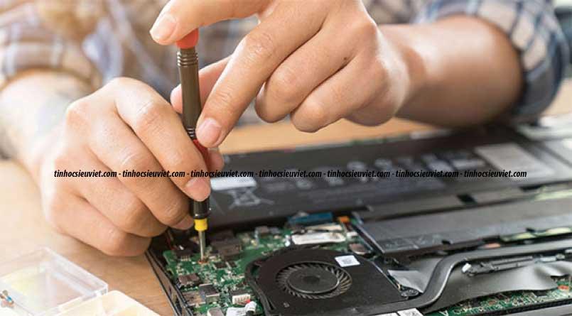 Dịch vụ sửa máy tính tại quận 10 của tin học siêu việt sửa chữa nhanh chóng