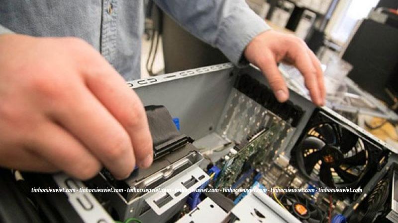 Tin học Siêu Việt cung cấp dịch vụ sửa máy tính tại quận 5, uy tín, chuyên nghiệp, giá rẻ