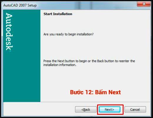 cài autocad 2007 trên win 10 64bit