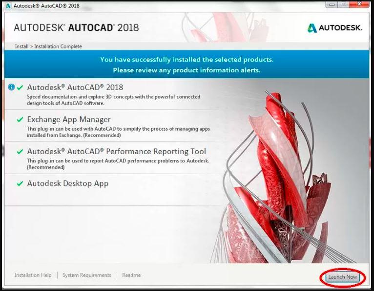 Download và cài đặt Autocad 2018 full crack