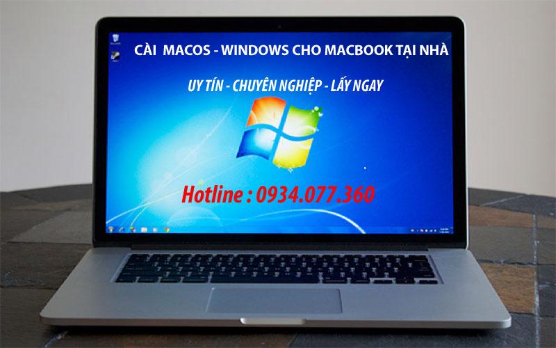 Dịch vụ cài win, cài hệ điều hành macOS tại nhà quận 5, uy tín, chuyên nghiệp, có mặt trong 30 phút