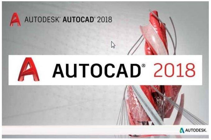 Hướng dẫn cài đặt Autocad 2018 full crack