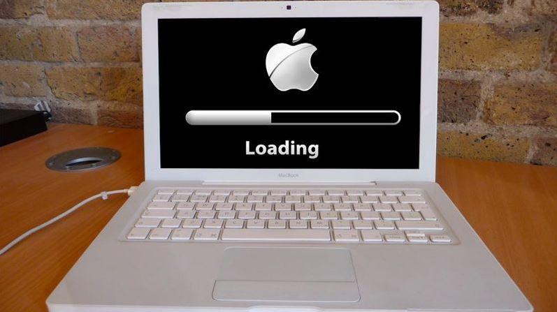 Macbook, imac bị treo màn hình khi khởi động