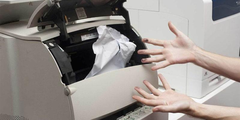 các lỗi thường gặp khi sửa chữa máy in tại nhà quận Gò vấp