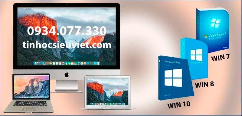 Dịch vụ cài hệ điều hành macbook, imac, uy tín, chuyên nghiệp
