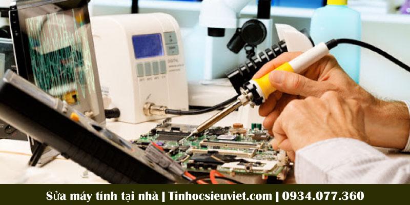 Dịch vụ sửa máy tính tại nhà Siêu Việt