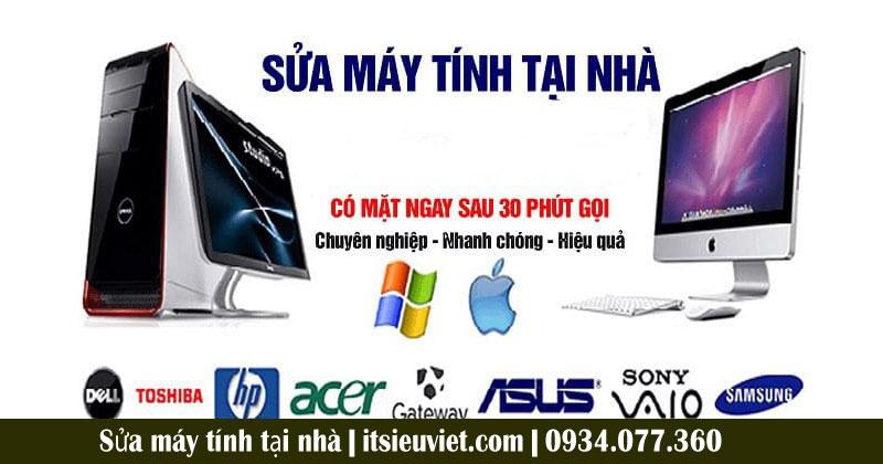 Và còn nhiều lỗi máy tính khác từ cơ bản đến phức tạp đều có thể sửa chữa được bởi Tin Học Siêu Việt