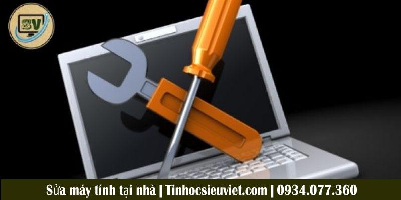 Sử dụng dịch vụ sửa máy tính tại nhà quận Phú Nhuận đảm bảo không làm bạn thất vọng