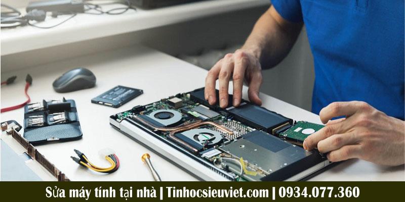 Những lỗi thường gặp nào cần liên hệ với dịch vụ sửa máy tính tại nhà quận Phú Nhuận ngay?